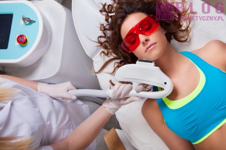 Nowoczesne metody usuwania owłosienia – Laser SHR