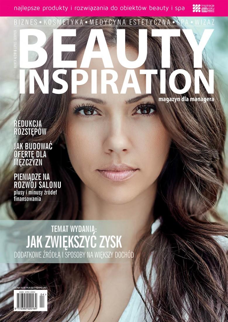 Najnowsze wydanie magazynu BEAUTY INSPIRATION