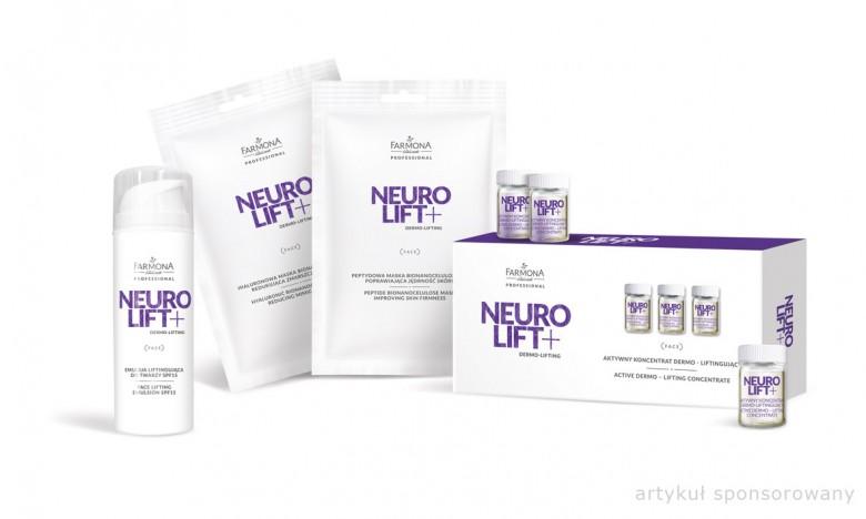 NEURO LIFT + Zabieg dermo-liftingujący