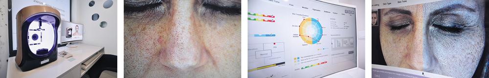 analizator skóry lumiscan